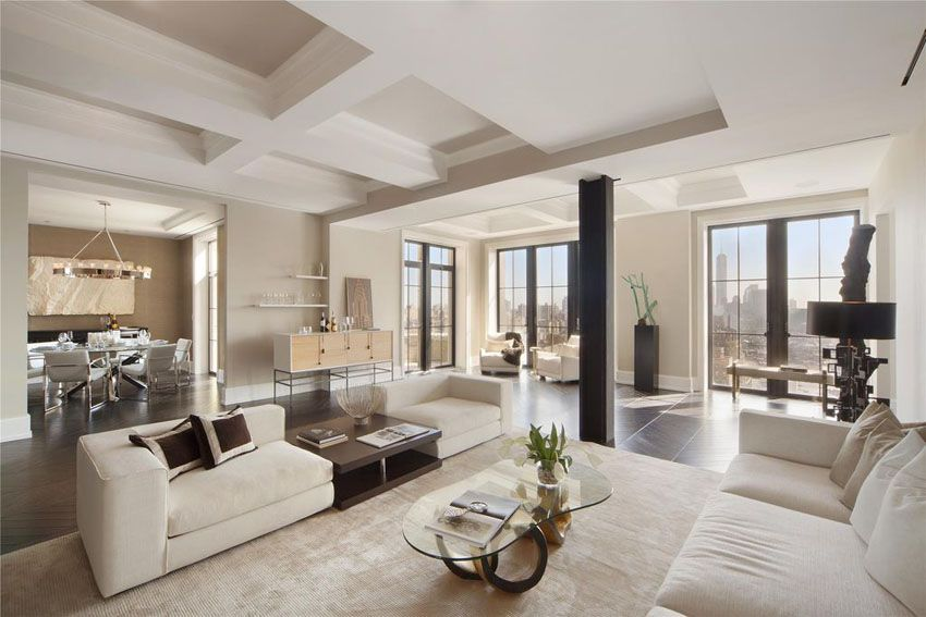 47 Beautiful Living Rooms (Interior Design Pictures) Living rooms