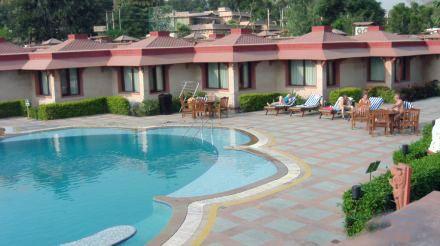 The Orchha Resort - Agra www.hotelsagra.in
