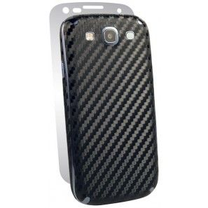 Samsung Galaxy S III (S3) Armor Carbon Fiber