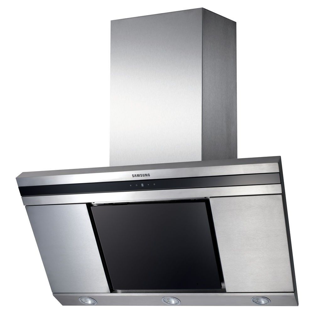 Samsung Angled Canopy Rangehood 90cm Stainless Steel Canopy Rangehood Kitchen Design Appliances Online