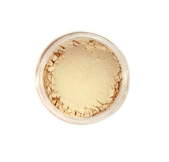 New to ParloCosmetics on Etsy: All Natural Makeup - Light Fair - Makeup Concealer - Bare Ivory (8.00 USD)