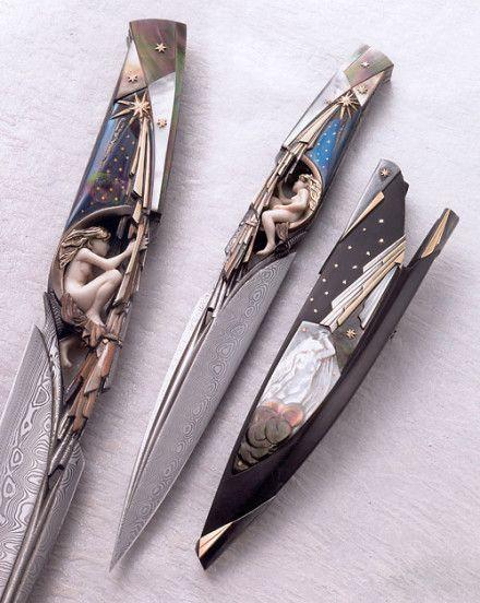 Fine Art Knife Art Knives Swords Knife Aesthetic