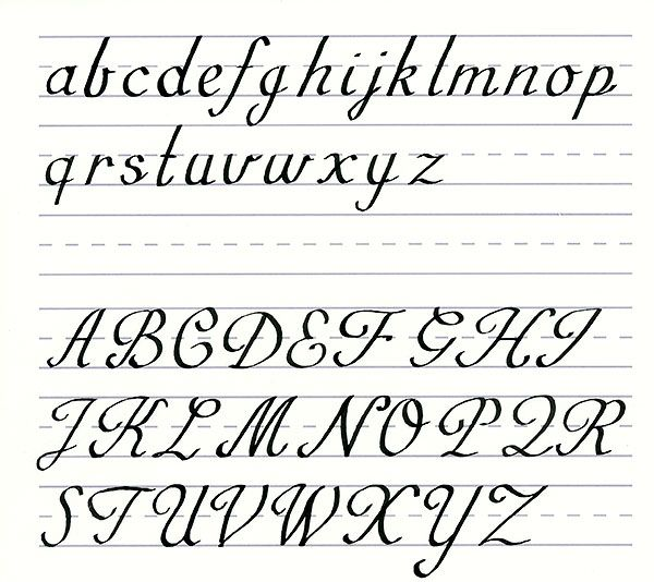 Mastering Calligraphy:LETTERS & NUMBERS How to Write in Roundhand ...