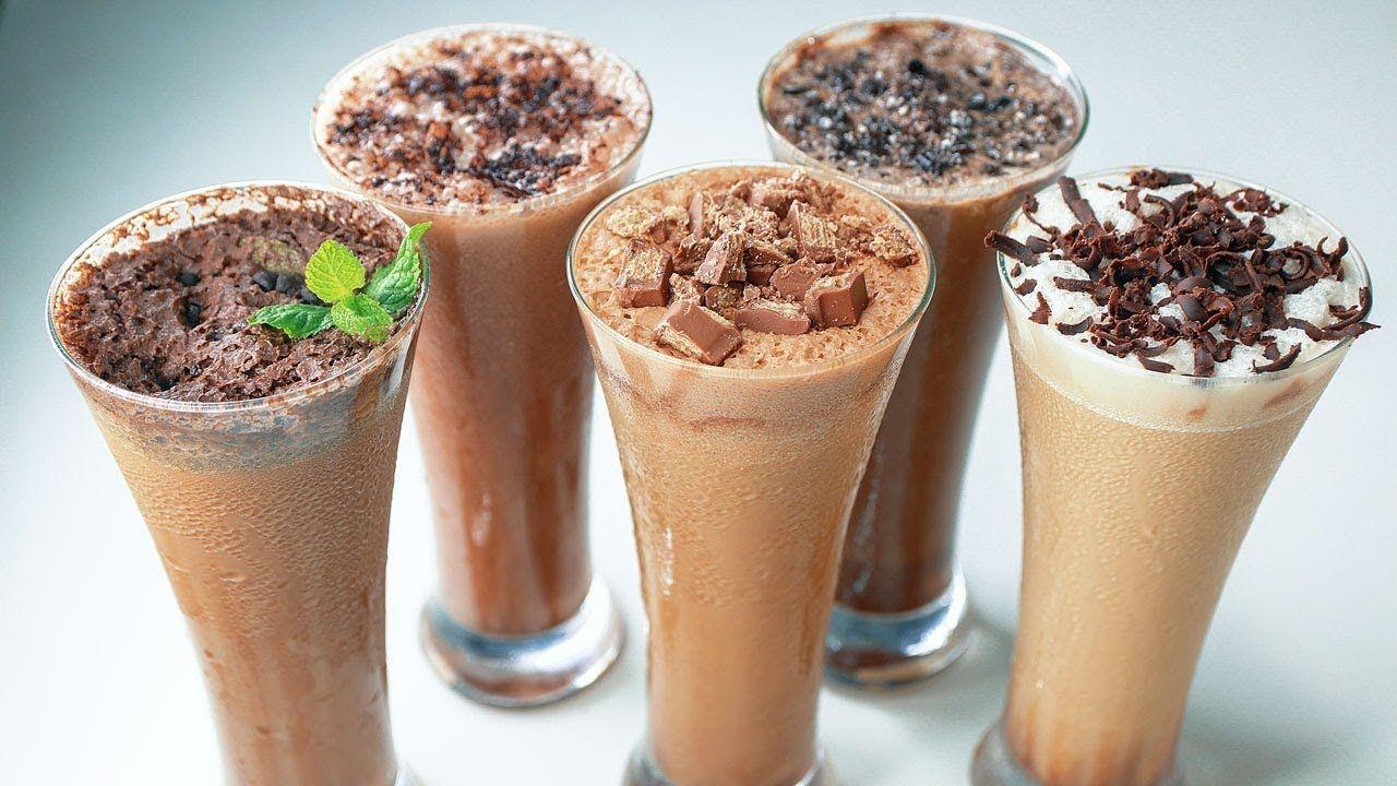 5 Refreshing Cold Coffee #refreshingsummerdrinks