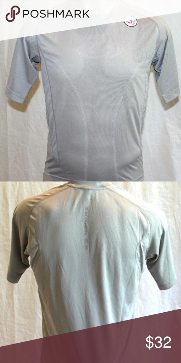 Salomon Evo 11 Smart Sport T Shirt Jersey Top Med