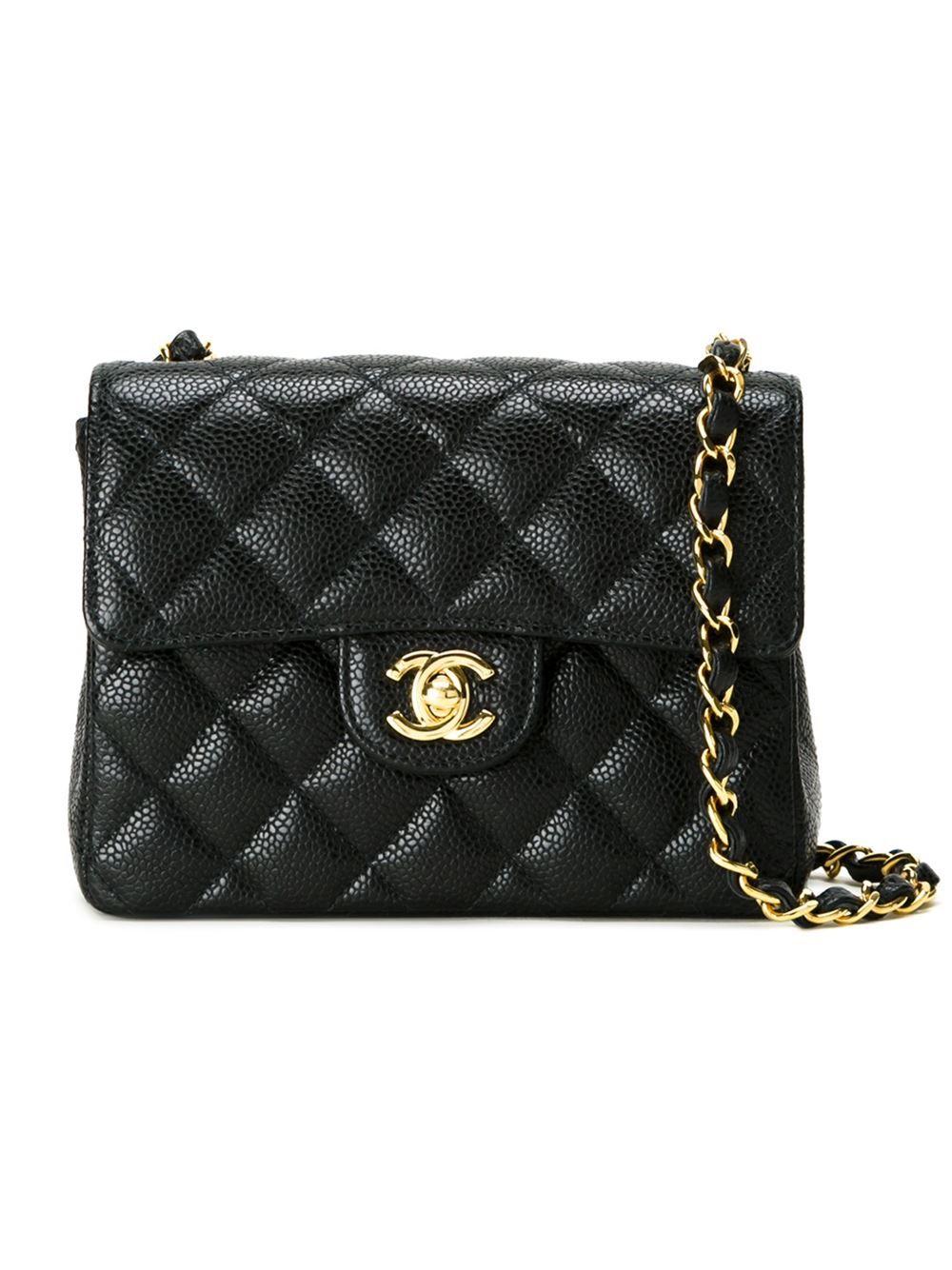 Sac Chanel Vintage Matelassé