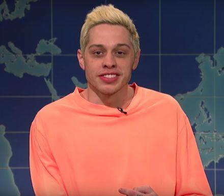 'SNL' Pete Davidson Tells Kanye West 'Being Mentally Ill