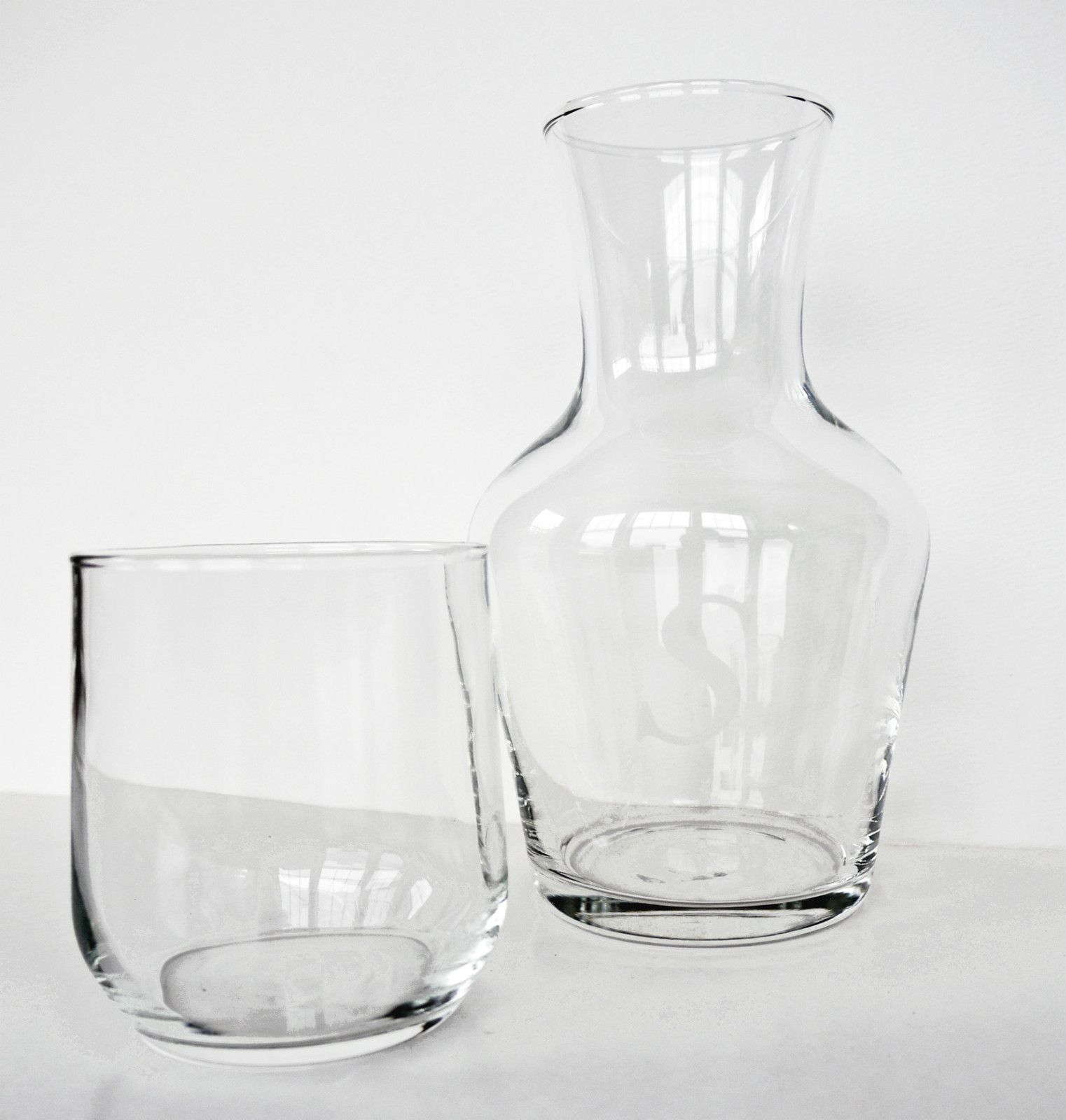 Bedside Water Carafe And Glass Williams Sonoma Bedside Water Carafe Odd Bits