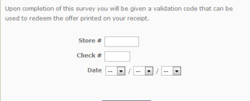 Red Lobster Customer Satisfaction Survey, www ...