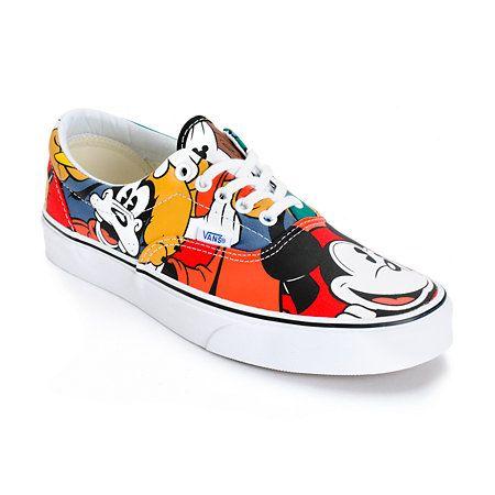Disney x Vans Authentic Donald Duck