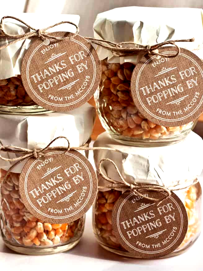 30 Diy Baby Shower Favors Guests Will Actually Want In 2020 Inexpensive Wedding Favors Diy Wedding Favors Edible Wedding Favors