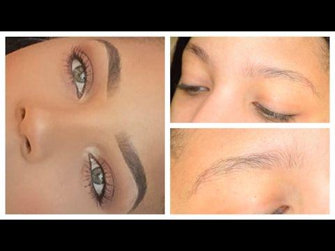 updated eyebrow routine  instagram eyebrows tutorial
