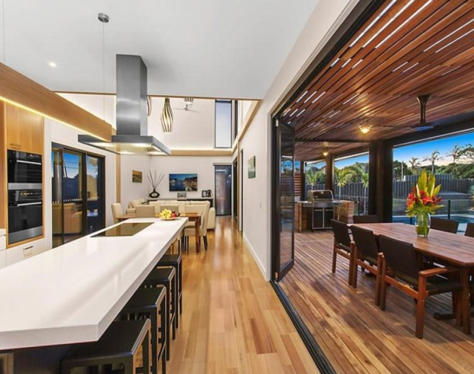 The Azumi by Webb \u0026 Brown-Neaves | Brown, Open plan and Interiors