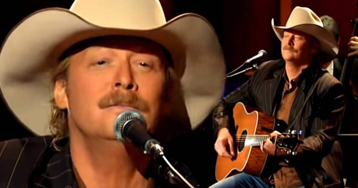 Alan Jackson Covers The Beautiful Hymn I Want To Stroll Over