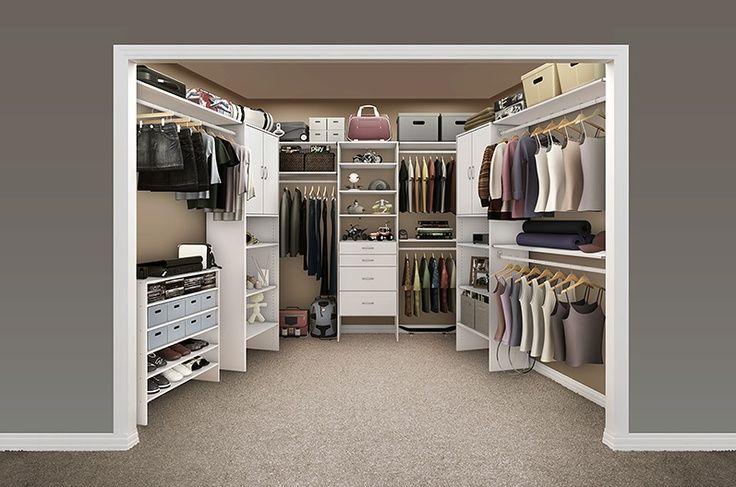 Rubbermaid Closet Organizer Corner Corner Closet Organizer Corner Closet Shelves Closet Organizing Systems
