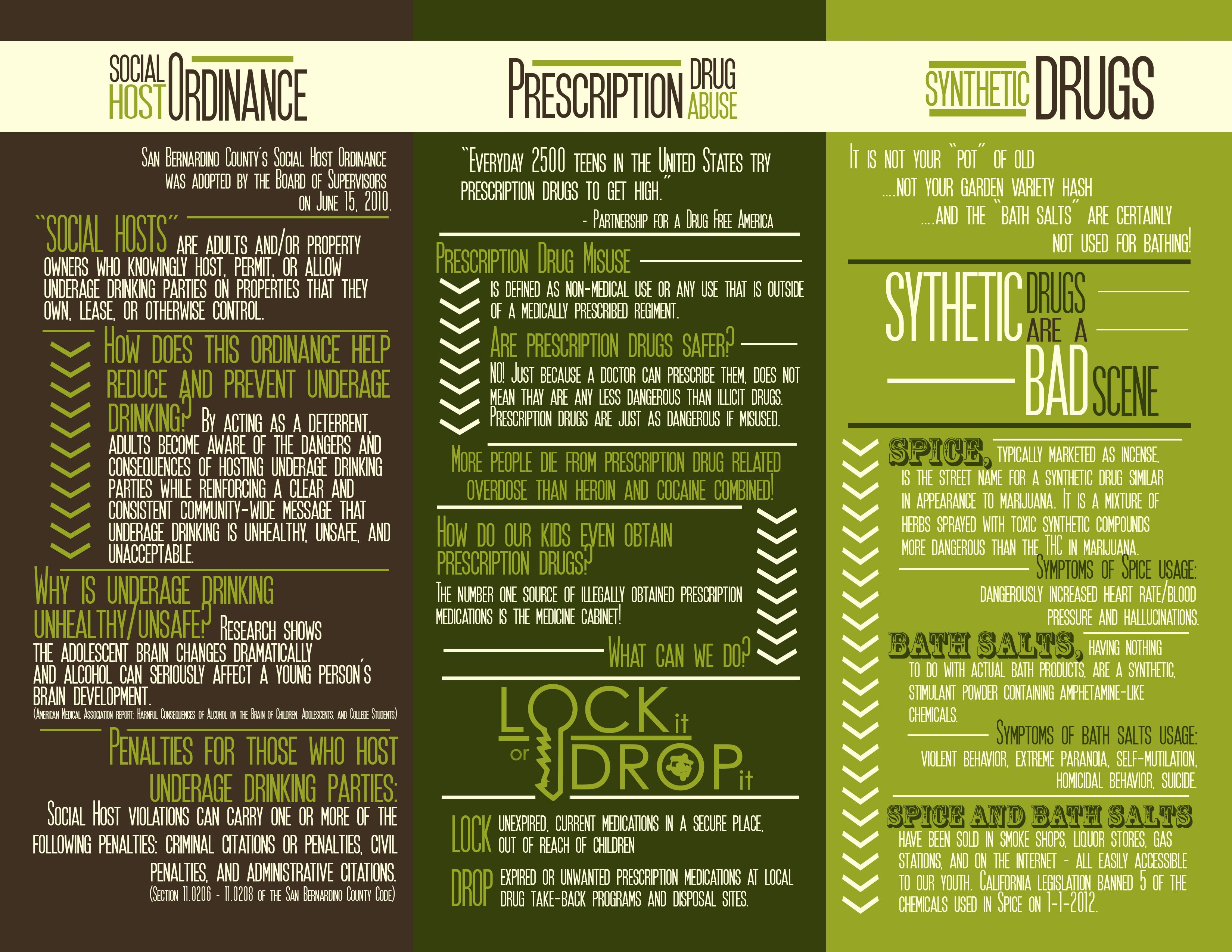 Some Information About The Dangers Of Prescription Drug