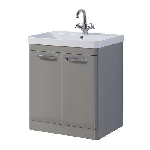 Belfry Bathroom Edington 80cm Free Standing Vanity Unit Base