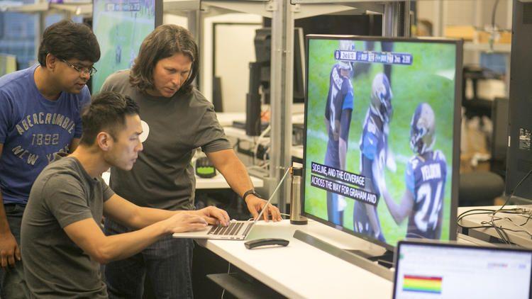 Yahoo's groundbreaking stream of NFL game garners 15
