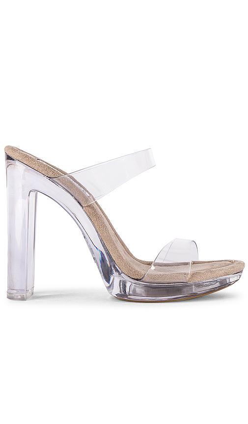 100% genuino seleccione para el último tienda de liquidación Glassy Heel in 2020   Heels, Steve madden, Clear heels
