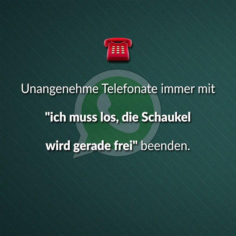 Unangenehme Telefonate Immer Mit Lustige Spruche Telefonat Spruche