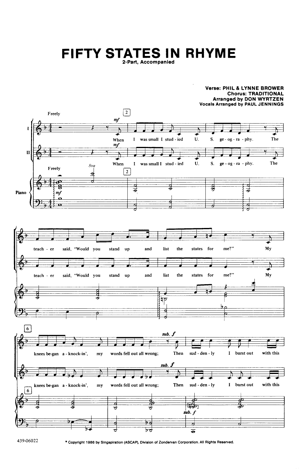 Light Concert Choral Music | Sheet music at JW Pepper