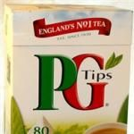 PG Tips Heathly!- so glad I have 6 cups a day! ha