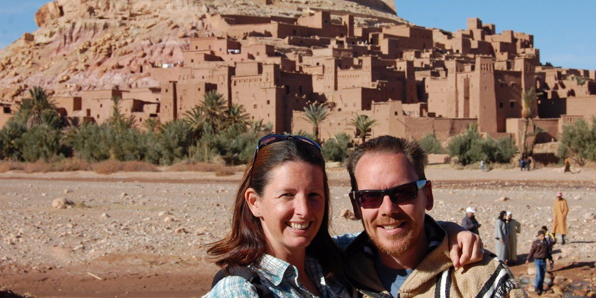 This couple retired at 43 to travel Europe full time on $18,000 a - annuity calculator spreadsheet
