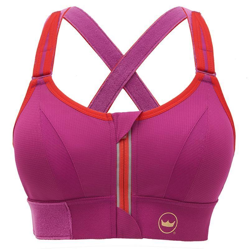 Ultimate Sports Bra® Black High impact bra, Black