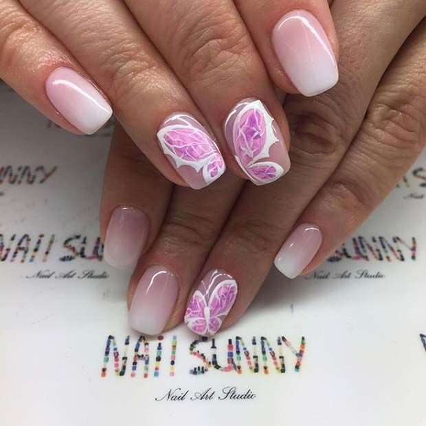 23+ Gorgeous Nail Art Ideas for Prom 2018 - Fashion 2D | Nails ...