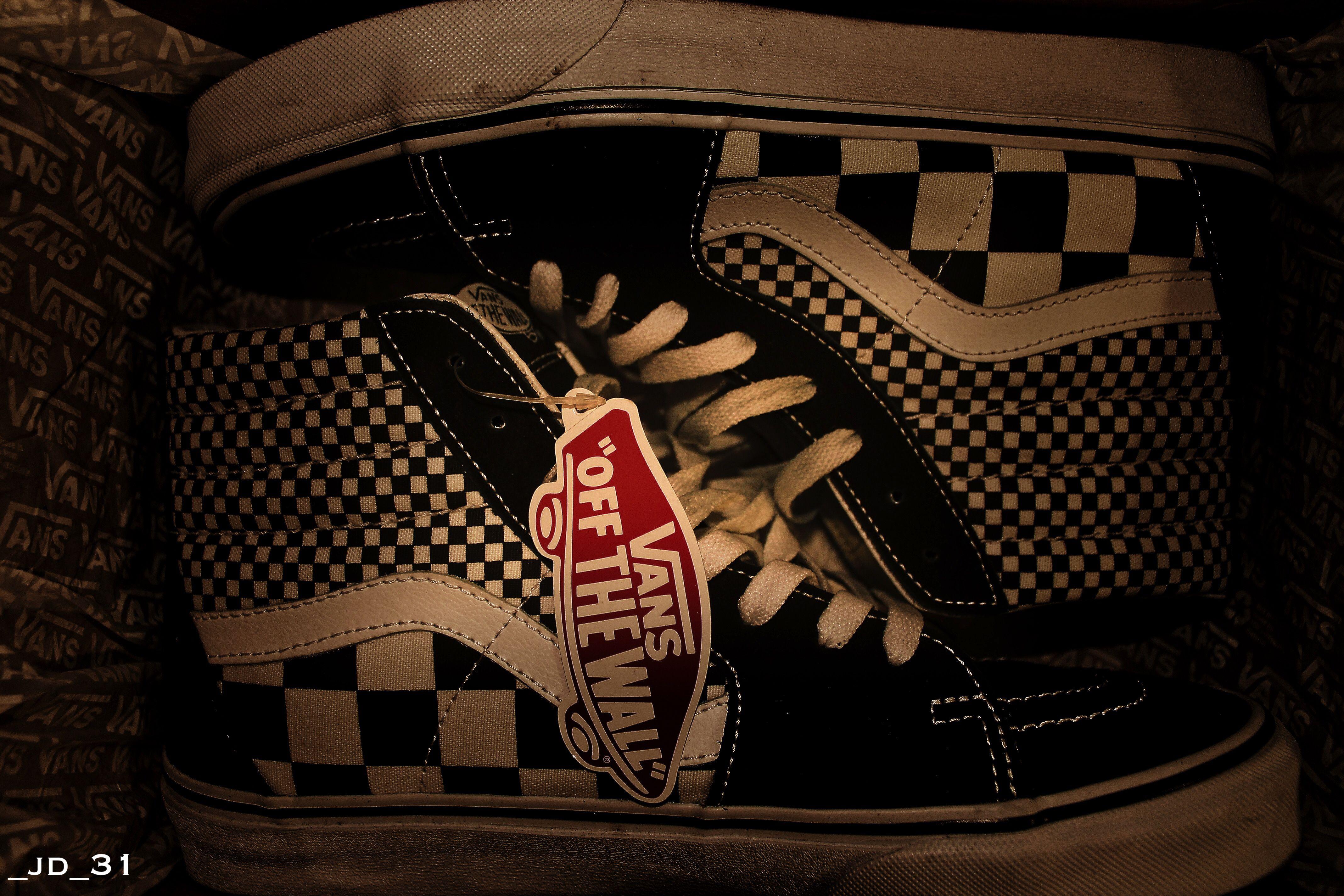 Vans, High top vans, Vans high top sneaker