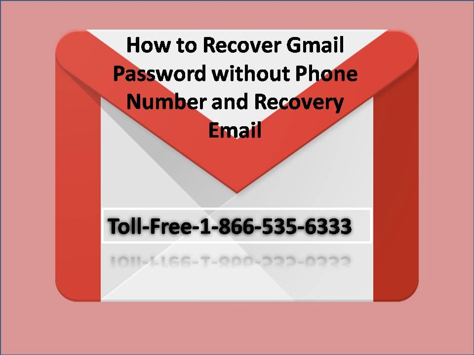 gmail recovery without phone