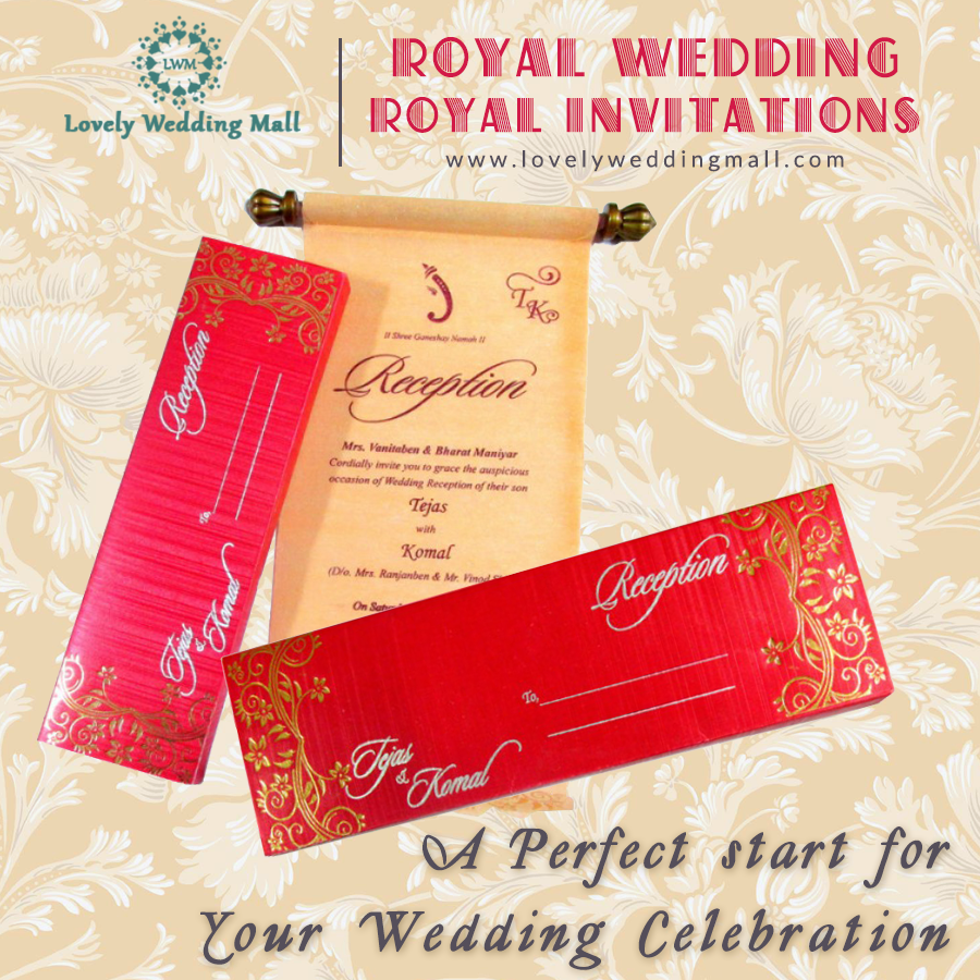Give a perfect start to your wedding celebration with exclusive ...