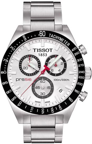 Tissot Prs 516 Quartz Chronograph Watch T044 417 21 031 00 Tissot Watches Luxury Watches Tissot