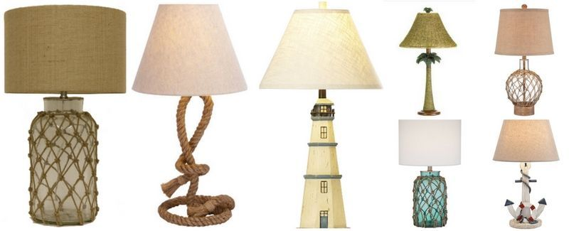 Nautical Themed Lamps Discover The Best Nautical Lamps And