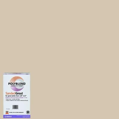 Custom Building Products Polyblend 365 Canvas 7 Lb Sanded Grout Pbg3657 The Home Depot Sanded Grout Grout Thin Brick