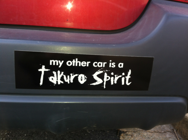Seeing this bumper sticker and worrying that you may have gone through a door you weren't supposed to. | 15 Problems Every Stephen King Fan Has