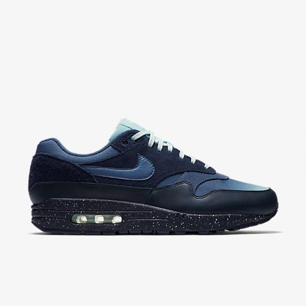 Nike Air Max 1 Premium Blue Gradient Toe | shoes | Nike air