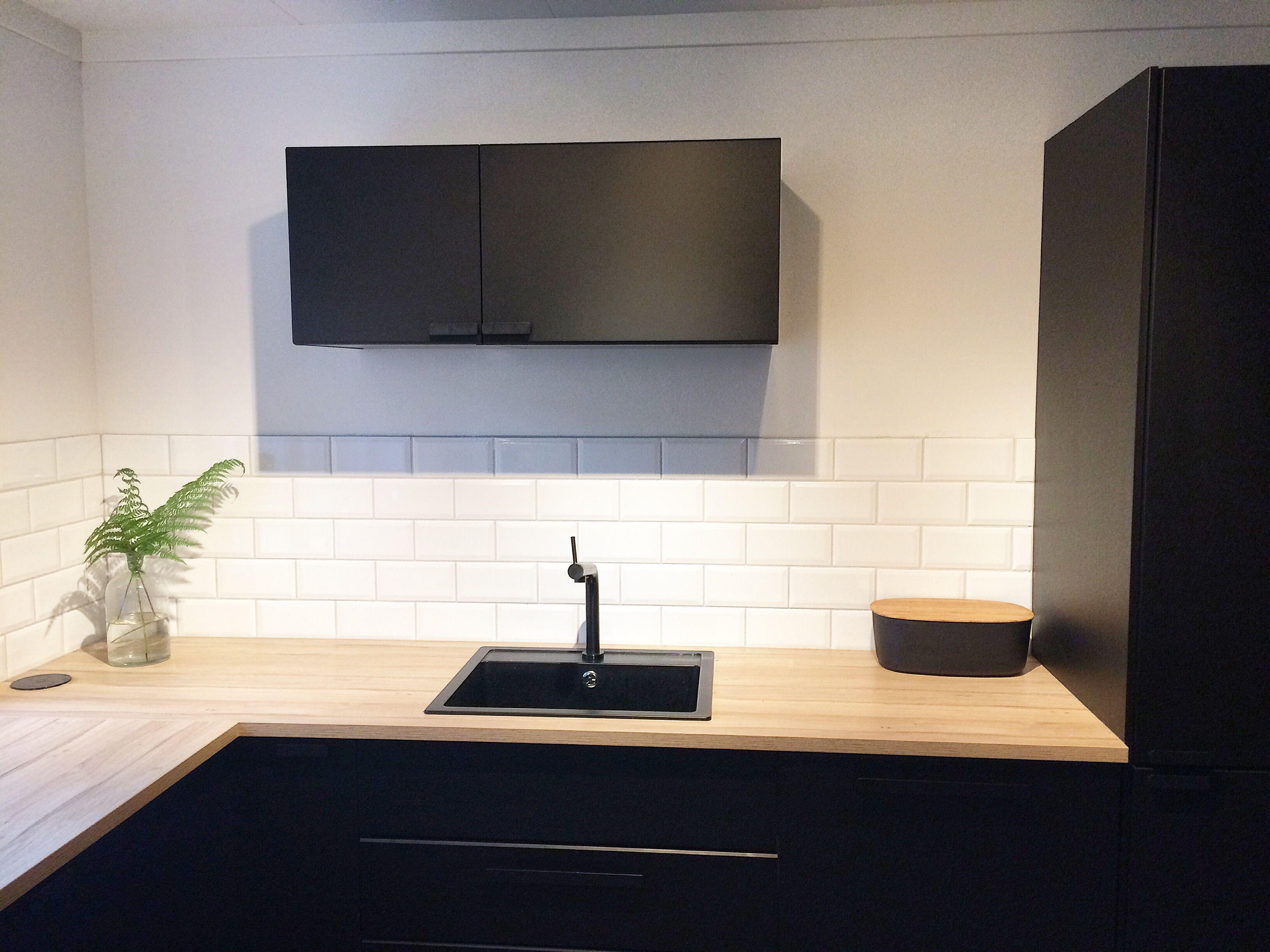 ikea kungsbacka k che k che hakenleiste k che und ikea k che. Black Bedroom Furniture Sets. Home Design Ideas