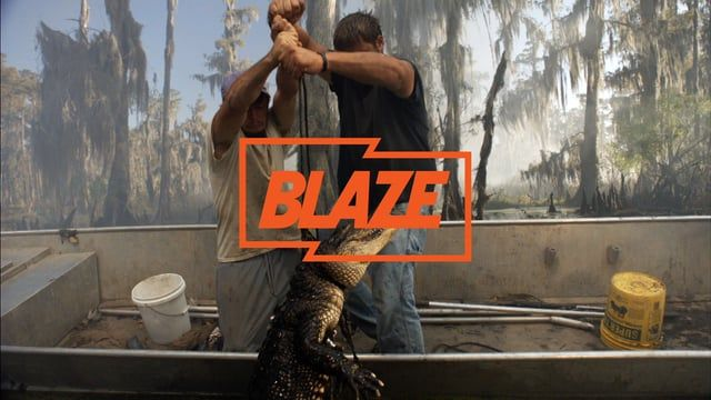 BLAZE TV Character Idents  BLAZE is a new UK Freeview TV