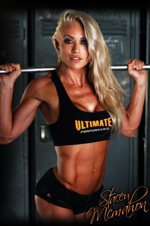 Erotic Fit Women Stacey Mcmahon