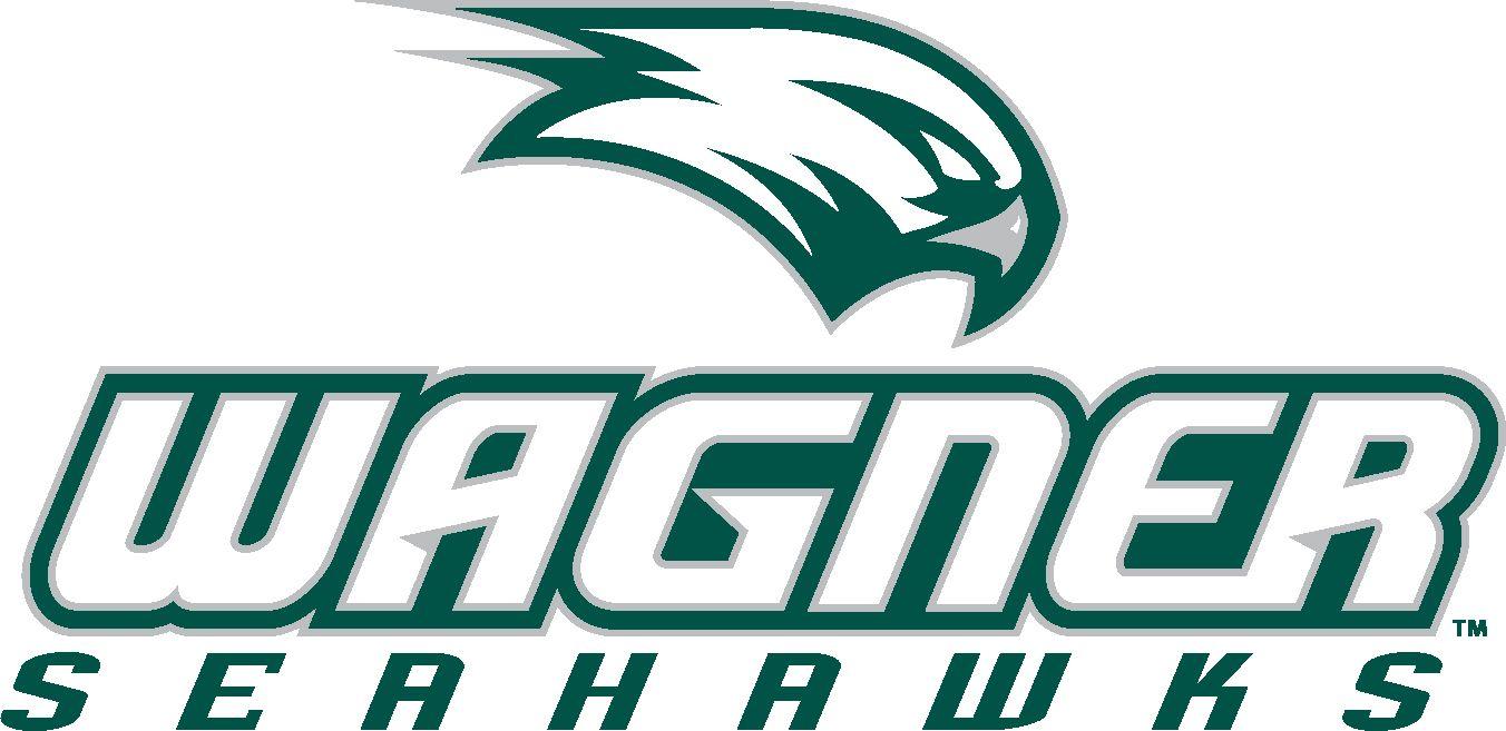 Wagner Seahawks College Logo Wagner Sports Logo Design