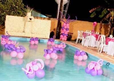 Decoracion de 15 a os en una piscina 8 mis documentos for Arreglar piscina