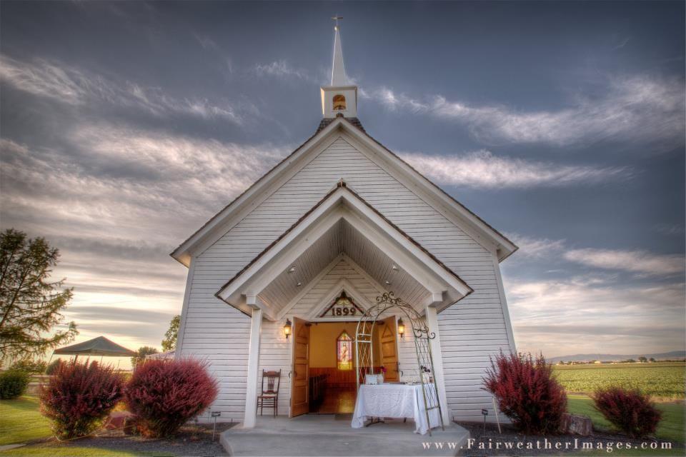 Wedding Chapel Still Water Hollow Nampa Idaho