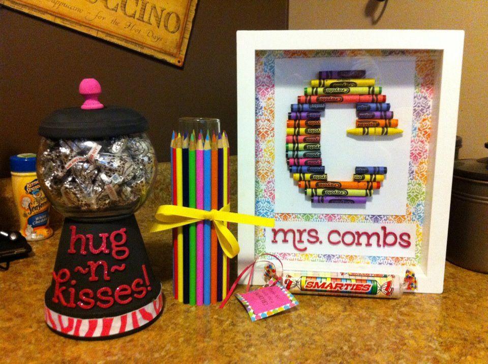 Diy teacher appreciation gifts teacher appreciation