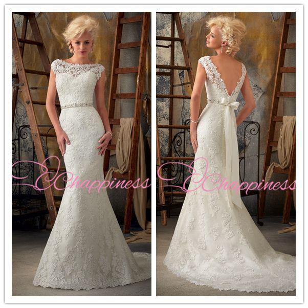 Modern Indian Dress Reviews Online Shopping Reviews On Modern Ivory Lace Wedding Dress Wedding Dresses 2014 Wedding Dress Train