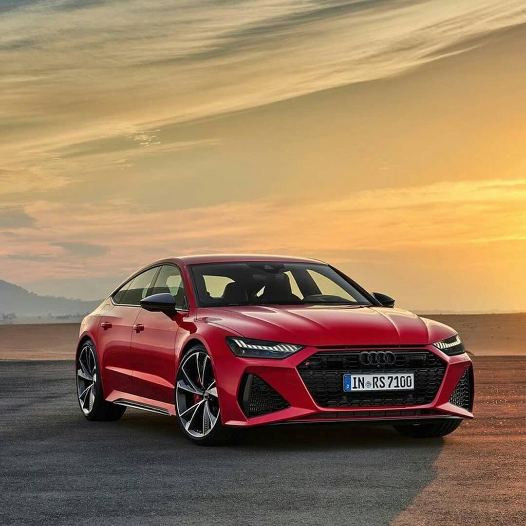 The 2020 Audi RS7 Sportback! 4.0L Twin Turbo mildhybrid