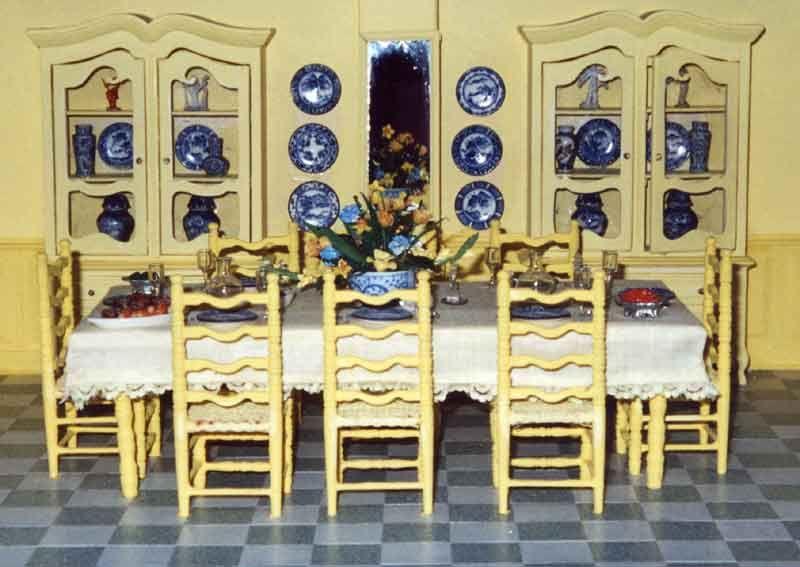 Monetu0027s Dining Room