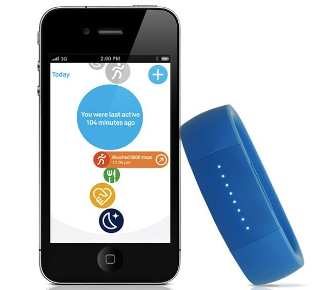 This Wristband Knows When You Eat, Run and Sleep Fitness