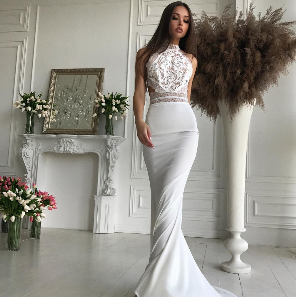 Evening Gown Formal Dress Prom Dress Maxi Dresses Unique