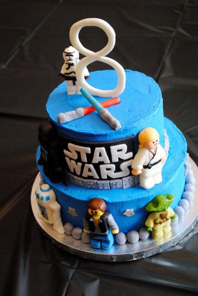 Star Wars Birthday Cake Mumbai Design Kids Birthday Cakes